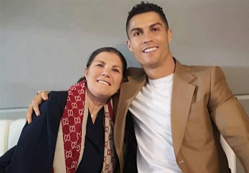 مادر کریستیانو رونالدو دچار سکته مغزی شد