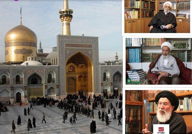 تاکید علمای مشهد بر «زیارت از راه دور» حرم رضوی در شرایط فعلی
