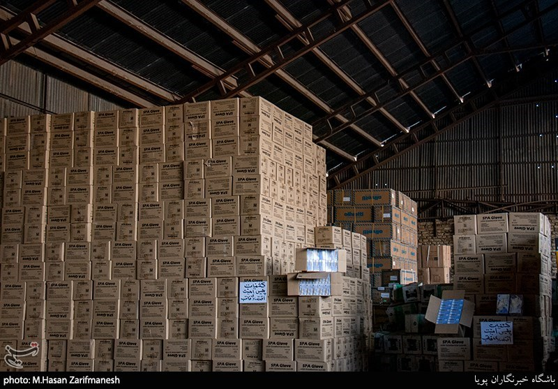 Big Haul of Medical Goods to Be Released from Iran South Customs