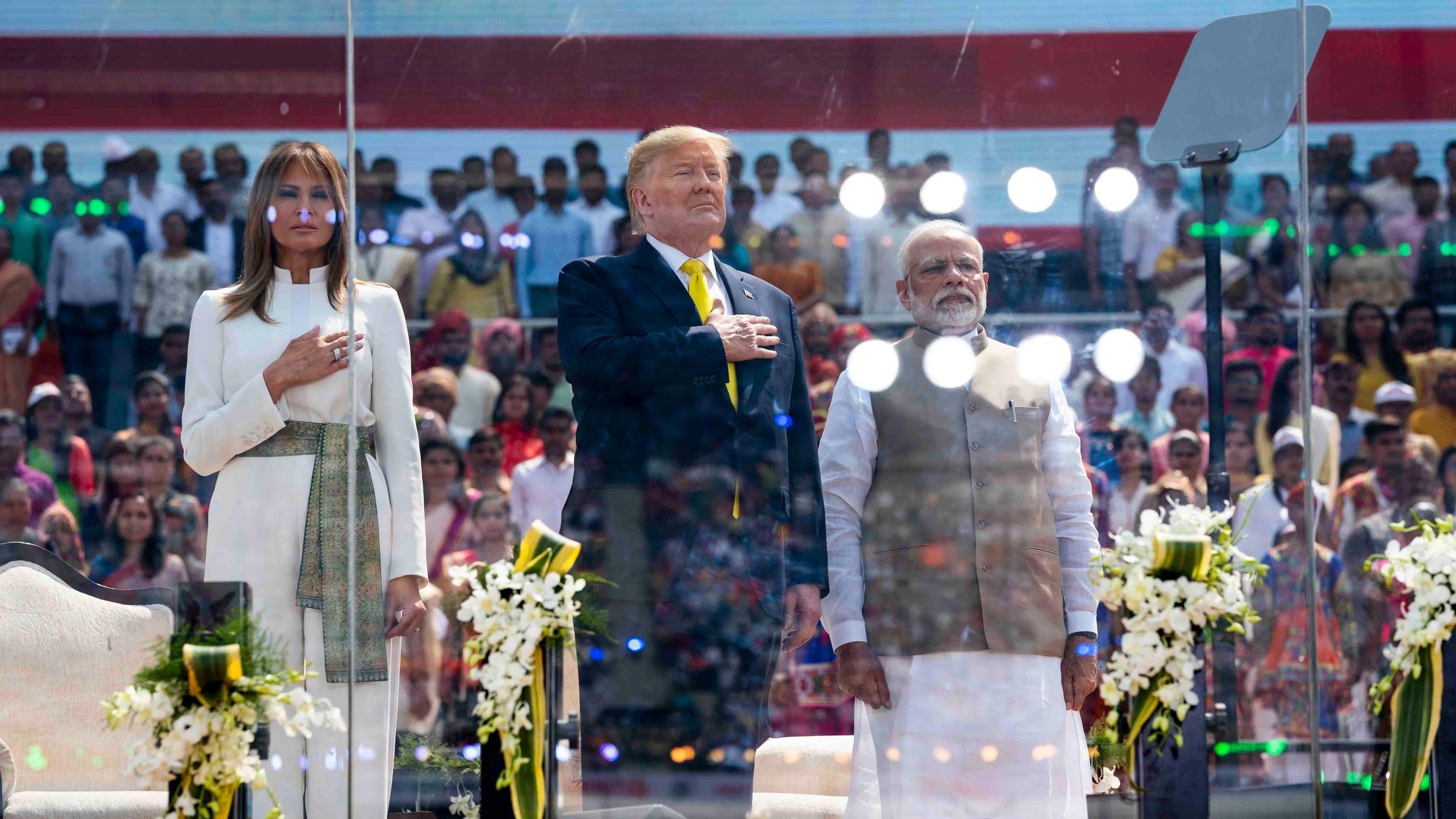 کشور هند , دونالد ترامپ , کشور آمریکا , کشور چین ,