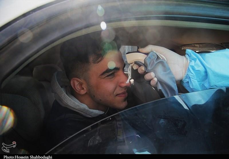 نیروی زمین ارتش ایستگاه پایش سلامت الکترونیک در ورودی مشهد راهاندازی کرد