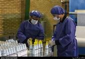 افزایش 7 برابری ظرفیت مواد ضدعفونی کننده در استان تهران؛ مجوز تولید ماسک در کمترین زمان صادر میشود