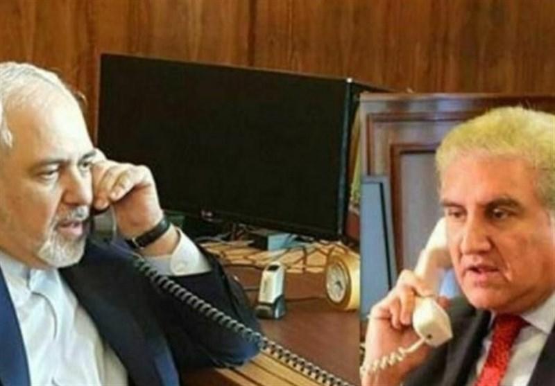 گفتگوی وزرای خارجه ایران و پاکستان درباره تحریمهای یکجانبه آمریکا