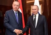 گفتوگوی تلفنی پوتین و اردوغان درباره سوریه و لیبی