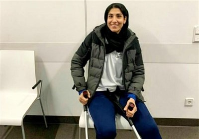 عباسعلى: روند بهبودى زانوى مصدومم فراتر از تصور خودم است/ اواخر فروردین به تهران برمىگردم