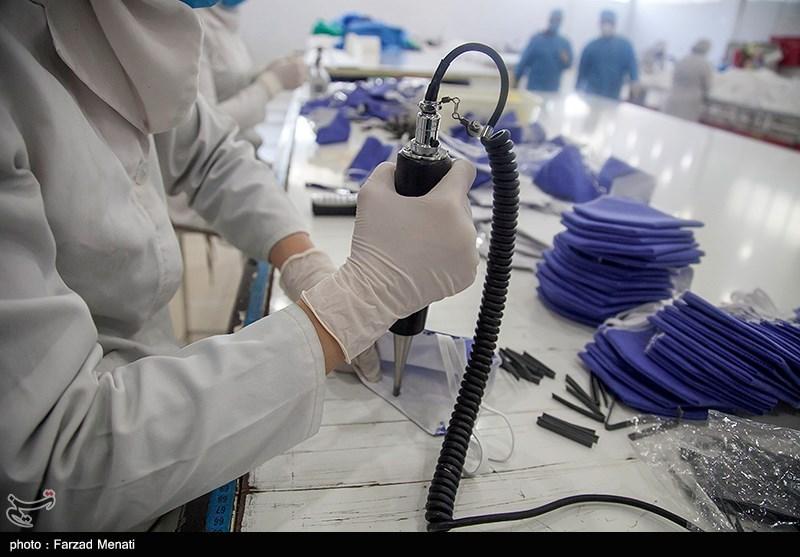 خط تولید ماسک صنعتی سه لایه بهزودی در بوشهر راهاندازی میشود