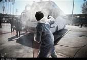 جابهجایی مسافران جادهای در استان فارس محدود شد