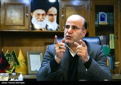 گفت و گو با تورج فرهادی شهردار منطقه ۶ تهران