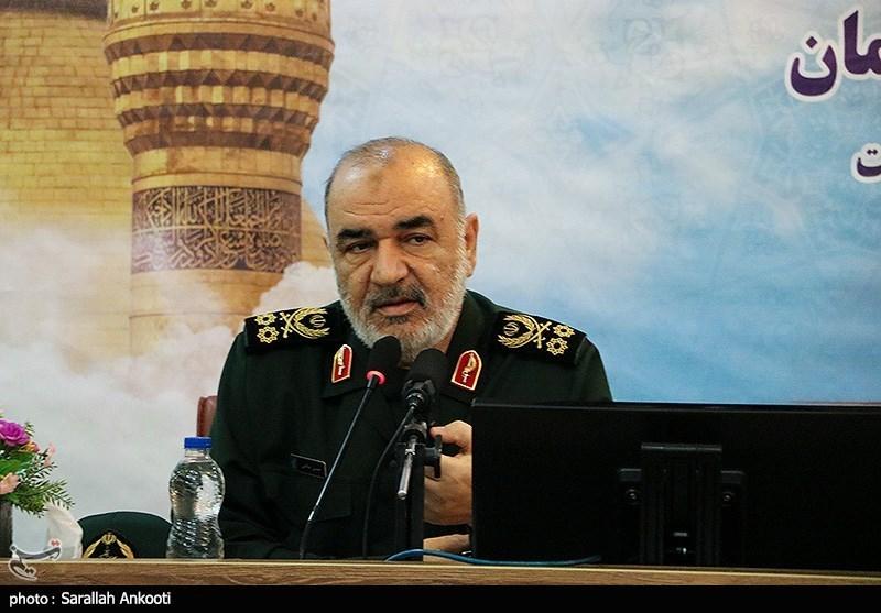 سرلشکر سلامی خبر داد؛ الحاق سیستمهای غافلگیرانه به سازمان رزم سپاه در آینده نزدیک