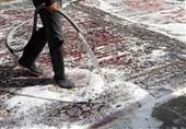 مصرف آب در استان کرمانشاه 21 درصد افزایش یافت