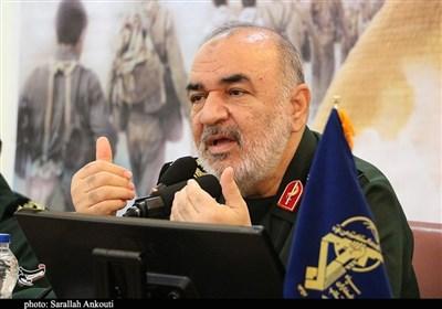 اللواء سلامی: الثأر لدماء الشهید سلیمانی تحول إلى هدف