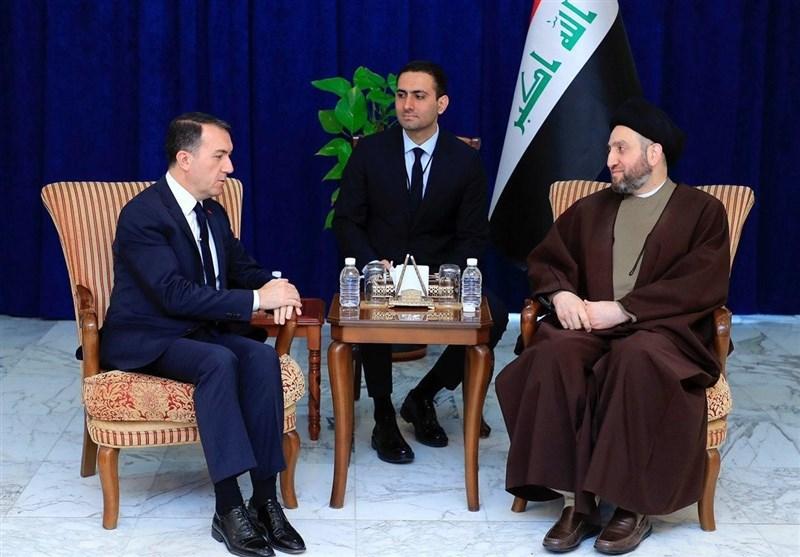 عراق|حکیم درباره «ادلب» به سفیر ترکیه چه گفت؟