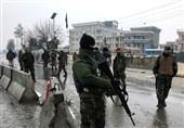 لحظة إطلاق النار على احتفالیة فی کابل