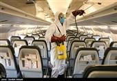 ادامه لغو پروازهای مسافری در جهان/ هواپیمایی امارات زمین گیر شد