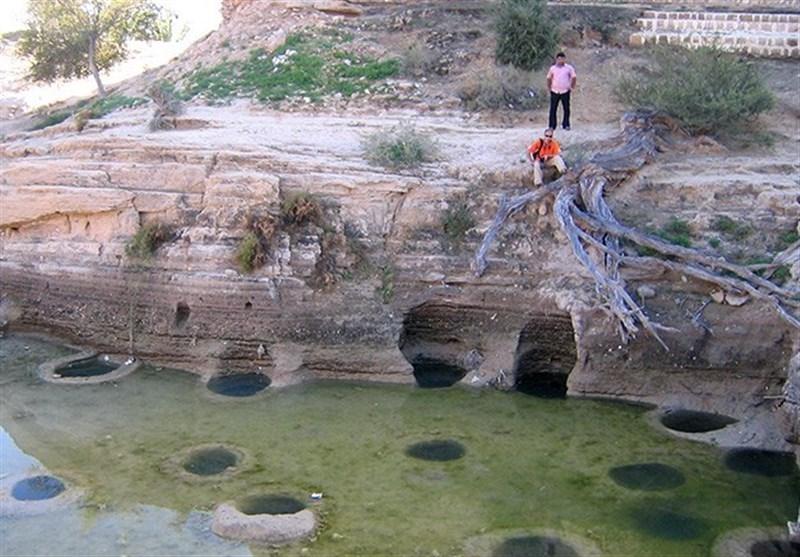 Qeshm Island's Tala Water Wells