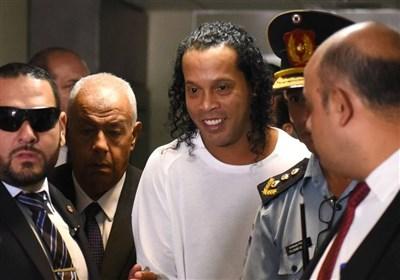 مجازات دلچسب پاراگوئهایها برای رونالدینیو/ حبس لاکچری با استخر و باشگاه بدنسازی!+ عکس