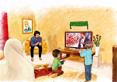 جشن میلاد امیرالمؤمنین(ع) را در حسینیه مجازی دنبال کنید