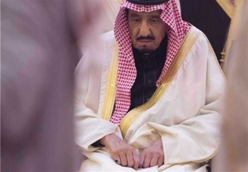 آل سعود کے طوفانی دن