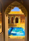 منزل فروغ الملک من معالم شیراز السیاحیة + صور