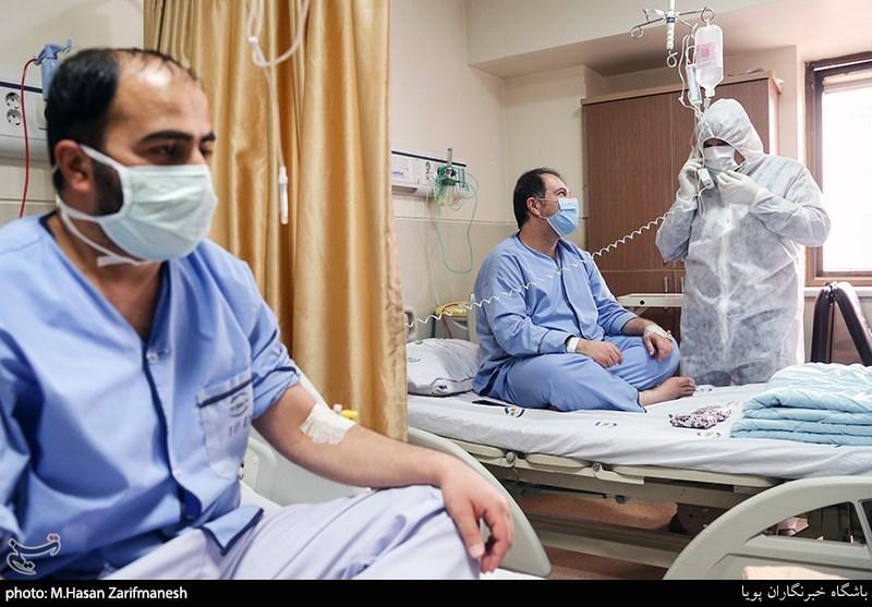 بهبودی 95 درصد مبتلایان کرونا بستری در بیمارستانهای نیروی انتظامی