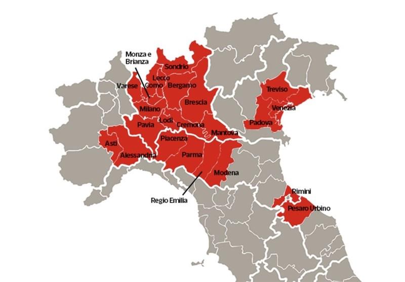 Italy Announces Lockdown as Global Coronavirus Cases Surpass 105,000
