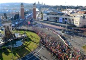ویروس کرونا، مسابقه دوی ماراتن بارسلونا را به تعویق انداخت