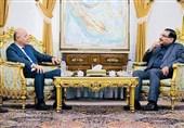 شمخانی در دیدار با برهم صالح: مردم عراق برای تامین امنیت خود نیازی به حضور بیگانگان ندارند