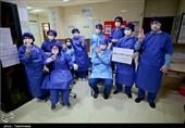 جدیدترین اخبار کرونا در ایران| شمارش معکوس عبور از پیکچهارم/ روند کُند واکسیناسیون/ بازگشایی صنوف نباید به عادیانگاری منجر شود+ نقشه و نمودار