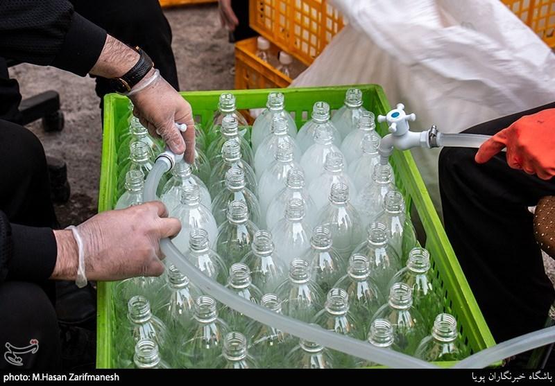 لرستان| 12000 عدد محلول ضدعفونیکننده در کوهدشت و رومشکان توزیع شد