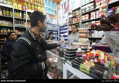 تهیه و توزیع رایگان محلول ضدعفونی کننده توسط بسیجیان حوزه مقاومت217 قدر