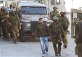 فلسطین| یورش دوباره نظامیان صهیونیست به کرانه باختری و بازداشت یک عضو حماس