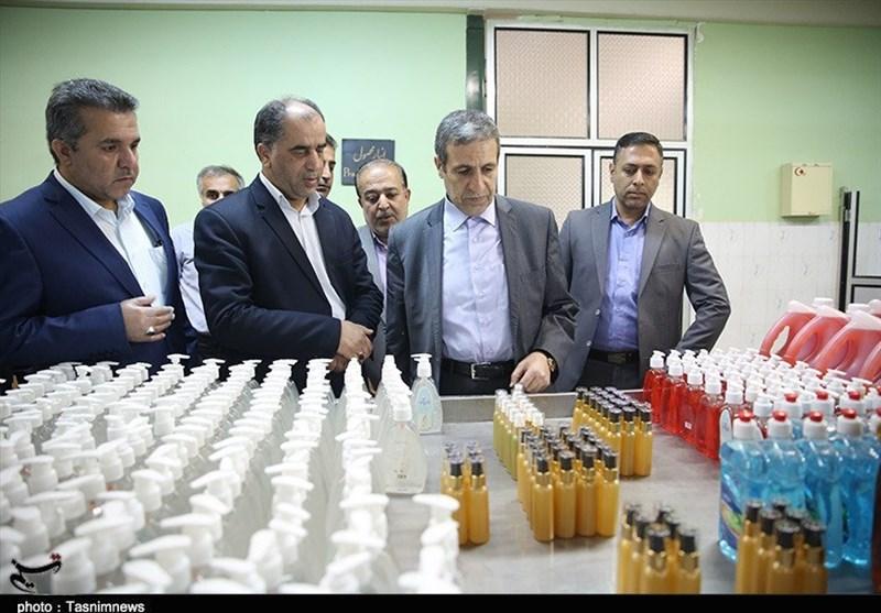 فعالان اقتصادی استان بوشهر 5.5 میلیارد ریال برای مقابله با ویروس کرونا پرداخت کردند