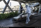 COVID-19 Cases in Iran Close to 1.6 Million