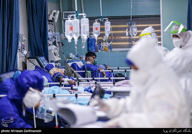 تعداد بیماران نیازمند به تخت ICU بیشتر شده است/ابتلای کادر مستقر در «ICU» به کرونا 3 برابر مردم
