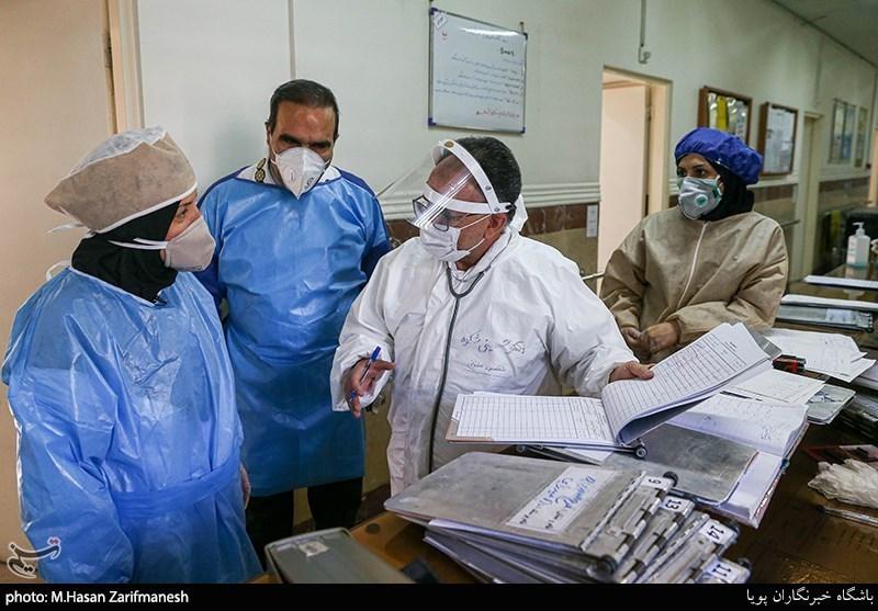 آمار کرونا در ایران| فوت ۵۹۹ نفر در ۲۴ ساعت گذشته