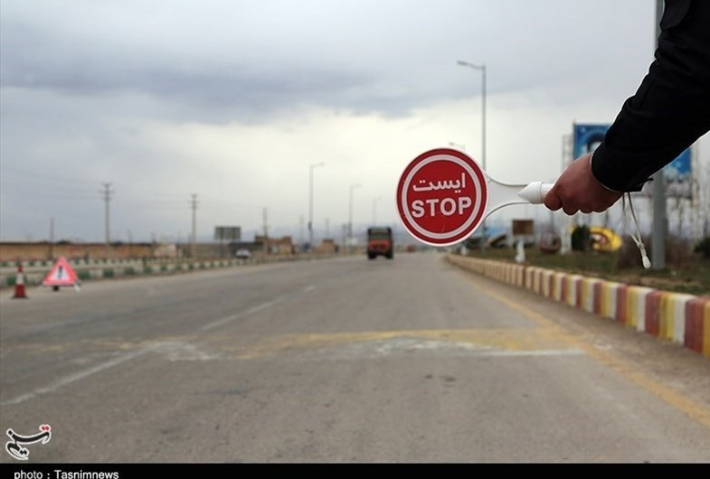 اعمال ممنوعیت تردد بین شهری و استانی از ساعت 24 امشب در اردبیل