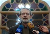 لاریجانی:حمایت از کسب و کارها در ستاد اقتصادی دولت پیگیری شود