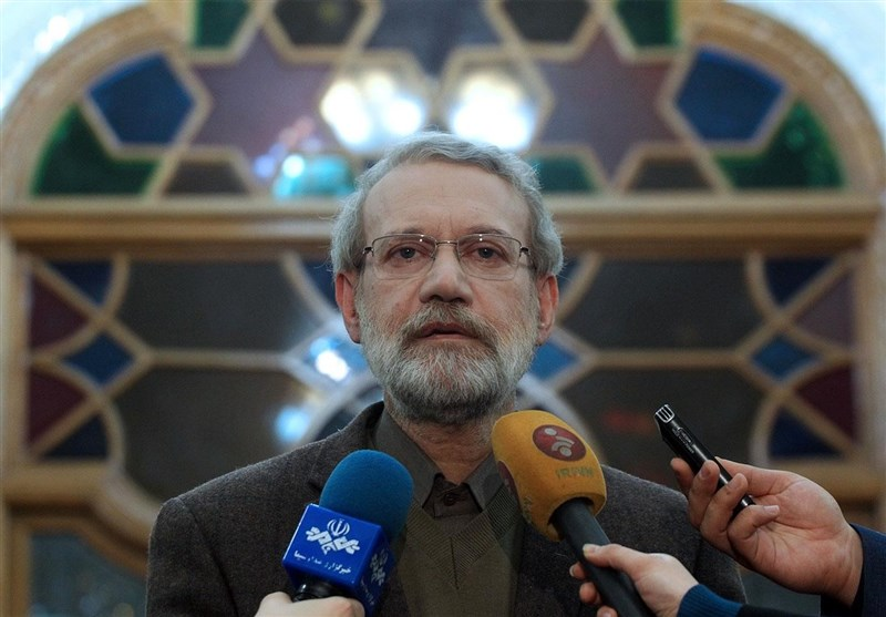 لاریجانی در گفتگوی تلفنی با رئیس مجلس نمایندگان عراق عنوان کرد: اعلام آمادگی ایران برای همکاری های اقتصادی با عراق