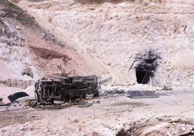 سوریه| کشف مخفیگاه زیرزمینی سرکرده «جبهه النصره» + تصاویر