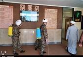 طلاب جهادی اصفهان به مناطق زلزله زده سیسخت اعزام شدند؛ اعزام به مناطق زلزله زده درماه مبارک رمضان