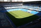 برای مبارزه با ویروس کرونا؛ ورزشگاه رئال مادرید در اختیار وزارت بهداشت اسپانیا قرار گرفت
