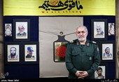 سردار نادر ادیبی دبیر ستاد مرکزی راهیان نور در نشست خبری راهیان نور کشور