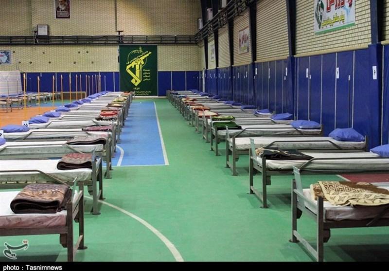 بیمارستان صحرایی سپاه امام رضا(ع) در صورت نیاز وارد عرصه درمان میشود