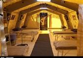 بسیج همه امکانات درمانی سپاه برای کمک به بیماران کرونایی