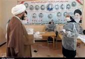 کارگاههای تولید ماسک توسط جمعی از خانوادههای کارکنان ارتش راهاندازی شد+تصاویر