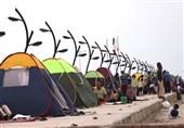 نصب هرگونه چادر مسافرتی در قشم ممنوع شد