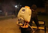 قرارگاه جهادی مدافعان سلامت استان قزوین شبانه روز فعال است