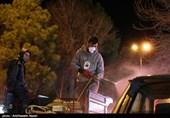 602گروه جهادی استان بوشهر در مبارزه با کرونا فعالیت میکنند