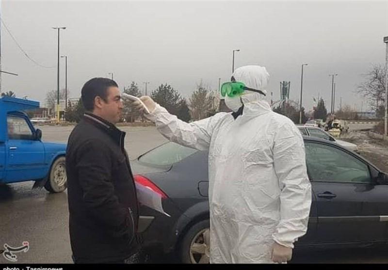 تیمهای تخصصی ارتش و هلالاحمر در ورودی شهرهای استان کرمانشاه مستقر میشود