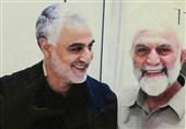 ماجرای آخرین عکس سردار سلیمانی و سردار همدانی، تلویزیونی شد